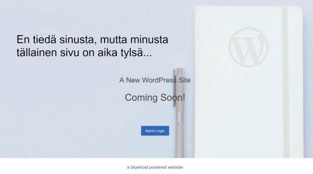 Näin saat lukijoita blogiin | Blogin lanseeraus- eli markkinointisuunnitelma