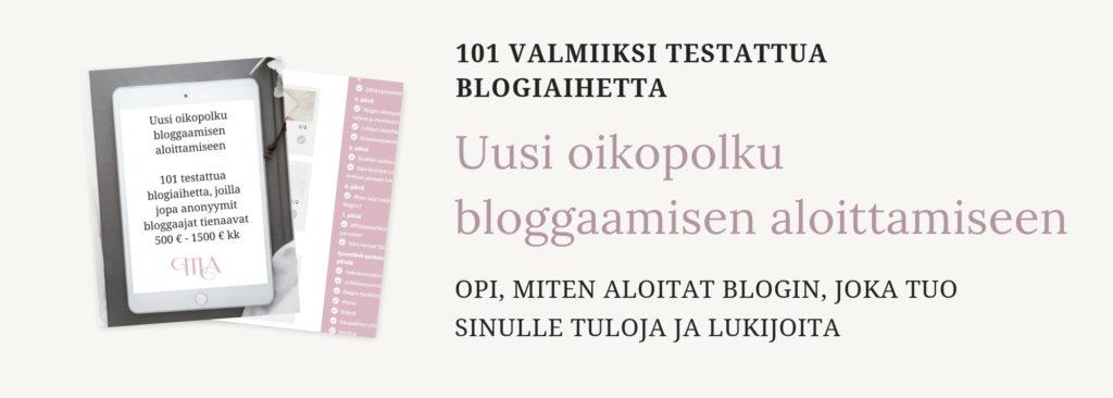 9 asiaa jotka olisin halunnut tietää ennen bloggaamisen aloittamista