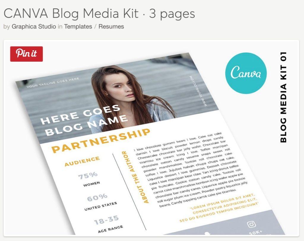 Miksi bloggaaja tarvitsee mediakortin?