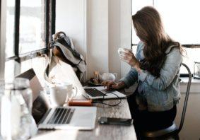 Bloggaamisesta ammatti